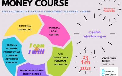 Make the most of your money course.